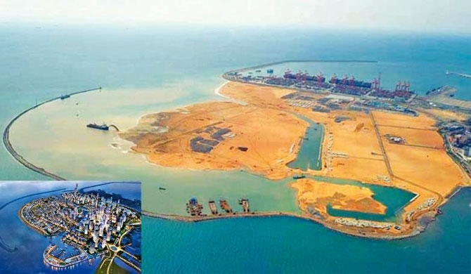 Port City will create 83,000 jobs- Chinese envoy