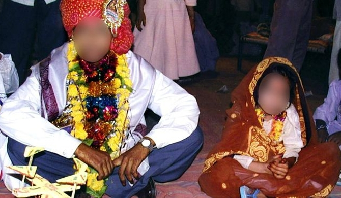 India rules sex with child bride is rape