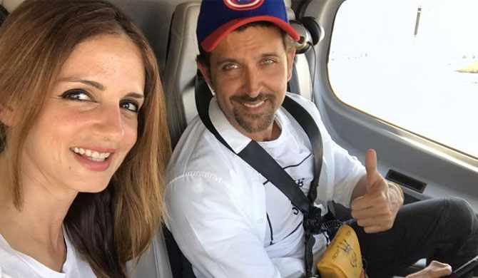 Hrithik - Sussanne to remarry? Here's the truth