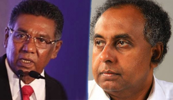 Defence secretary sends LoD to Sarath Wijesuriya