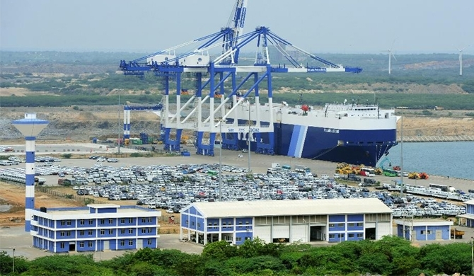 Automation has helped H'tota port to improve business