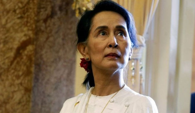 Canadian MPs vote to revoke Suu Kyi's honorary citizenship