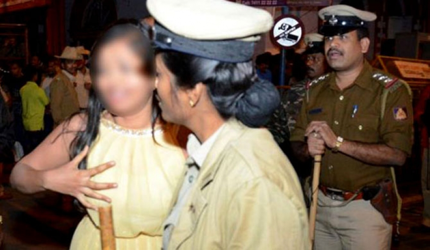 6 arrested over Bangalore sex attacks