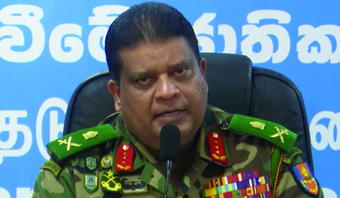Army Commander rejects Pramodya