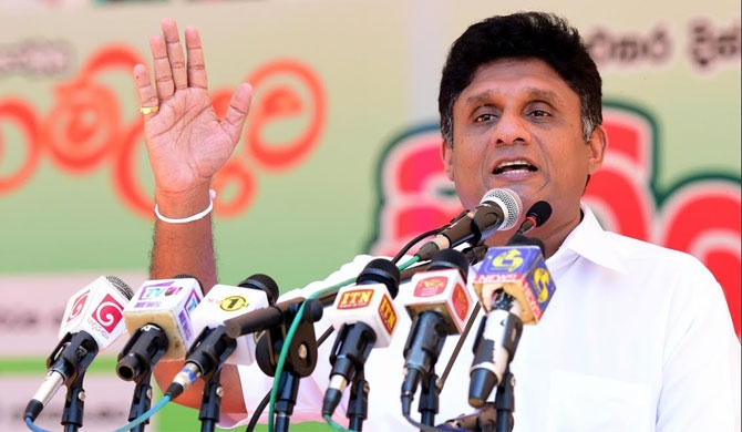Will Sajith be the UNP's presidential candidate?