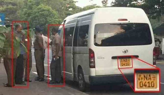 White van to abduct student leader not ours - Finance Ministry