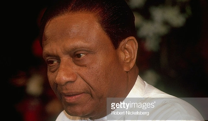 Ranasinghe Premadasa: his leadership had style