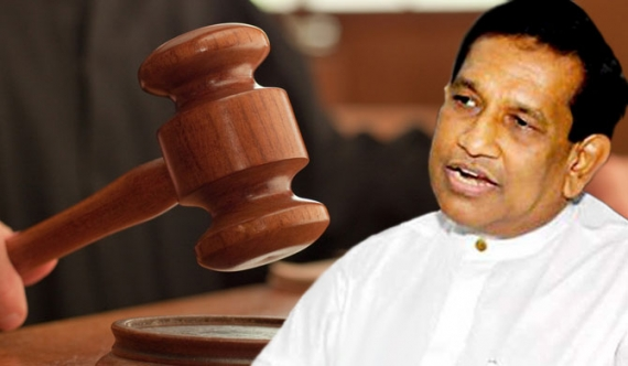 Warrant issued for Rajitha's arrest