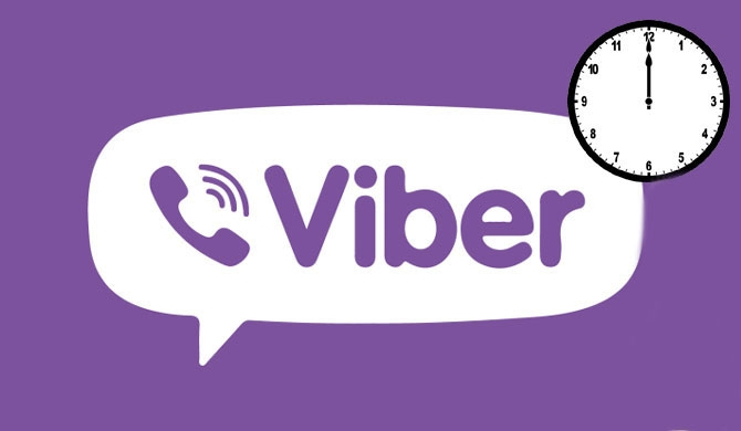 Restriction on Viber to be removed tonight