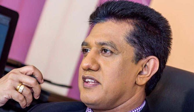 Charitha Herath appointed COPE chairman