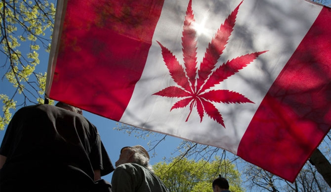 Canada legalises recreational marijuana