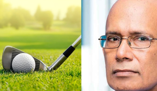 Plans for Sri Lanka to host int'l golf events