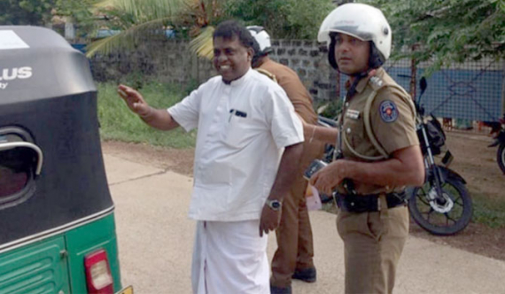Sivajilingam arrested