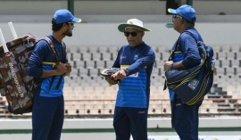 Jerome to replace Gurusinghe