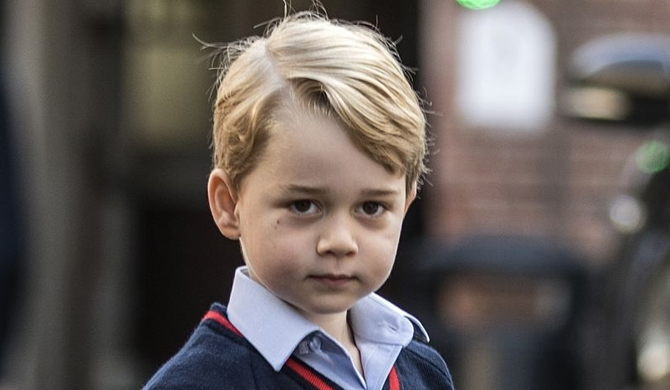 Prince George gets IS threats