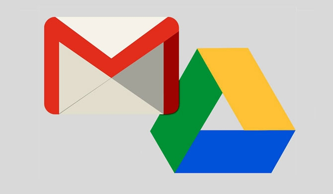 Technical issue with Gmail & Google Drive