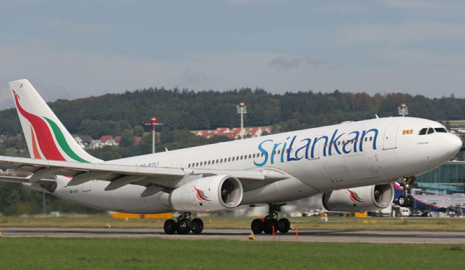 China suspends SriLankan Airlines' Colombo-Shanghai flight