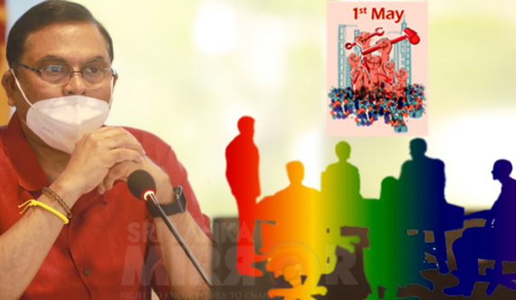 Protest against Basil intensifies; 11 parties to hold separate May Day rally