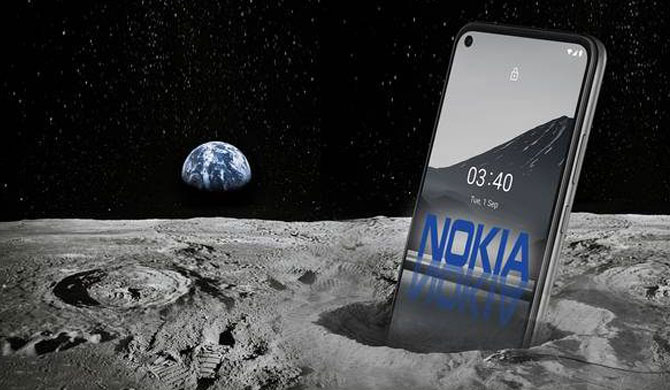 Moon to get 4G network