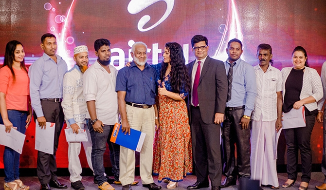 Airtel celebrates 8th anniversary