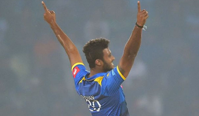 Shehan suspended from all forms of cricket
