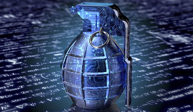 Next a Cyber war? Response to Army Commander's reply on 18th attacks?