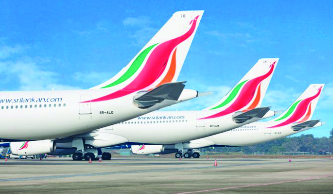 400 employees of SriLankan sent on unpaid leave