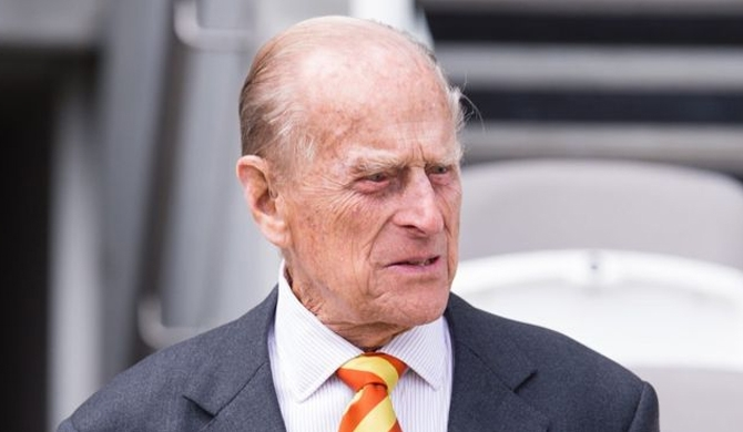 Prince Philip to step down from duties