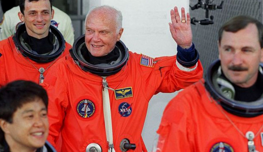 First American to orbit Earth dies