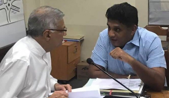 Ranil requests Sajith's plan to build opposition