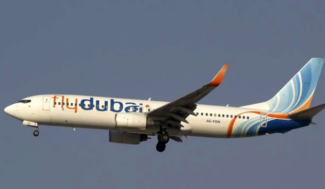 Flydubai ceases operations to Mattala