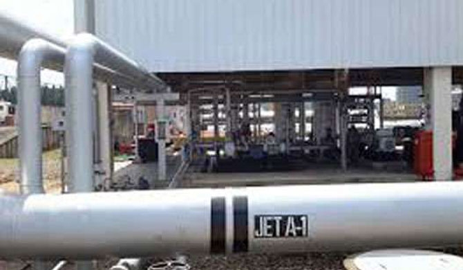 Jet A-1 fuel pipeline to Airport from Muthurajawela soon: Minister