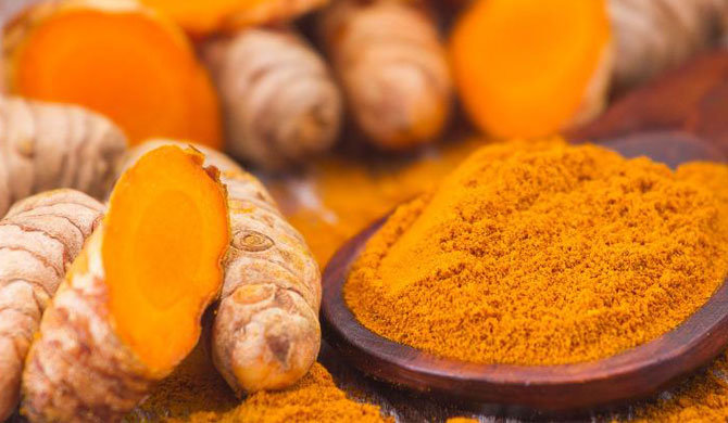 Temporary approval to import turmeric