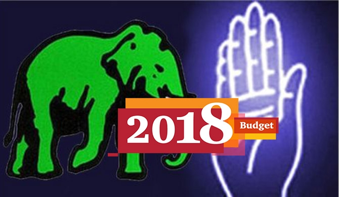 2018 budget: attempt to set up UNP against SLFP!