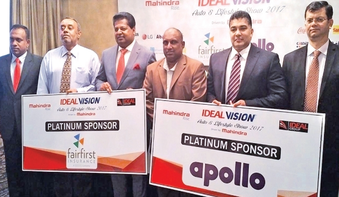 'Ideal Vision Auto & Lifestyle Show 2017', next month