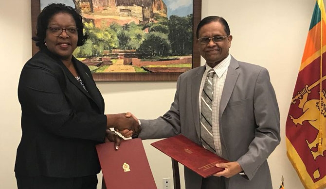 Sri Lanka - Dominica diplomatic ties established