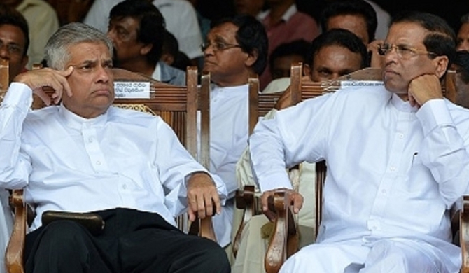 Maithripala Sirisena refused to step down as SLFP chairman & function impartially in his position