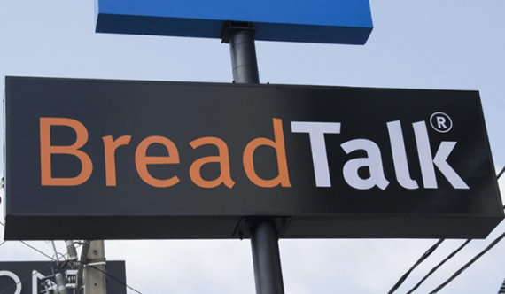 BreadTalk outlets to close down