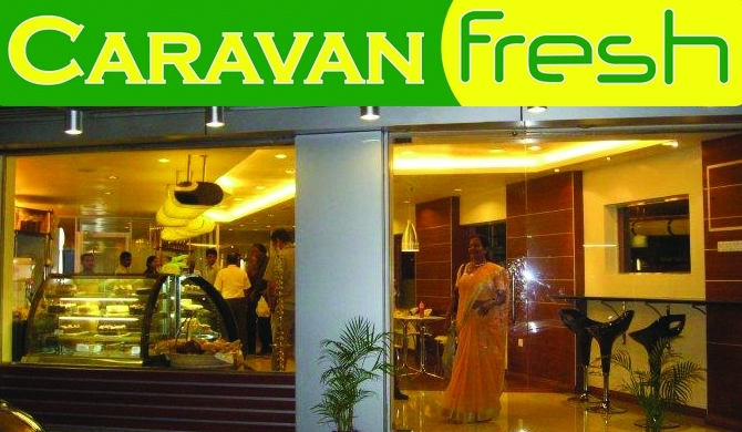 'Caravan Fresh' bakery sealed! : CAA in a dilemma