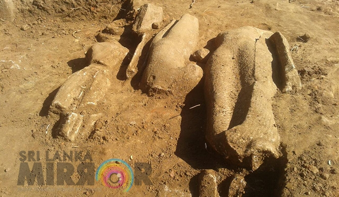 Archaeological artefacts surface from Kidney Hospital construction site (pics)