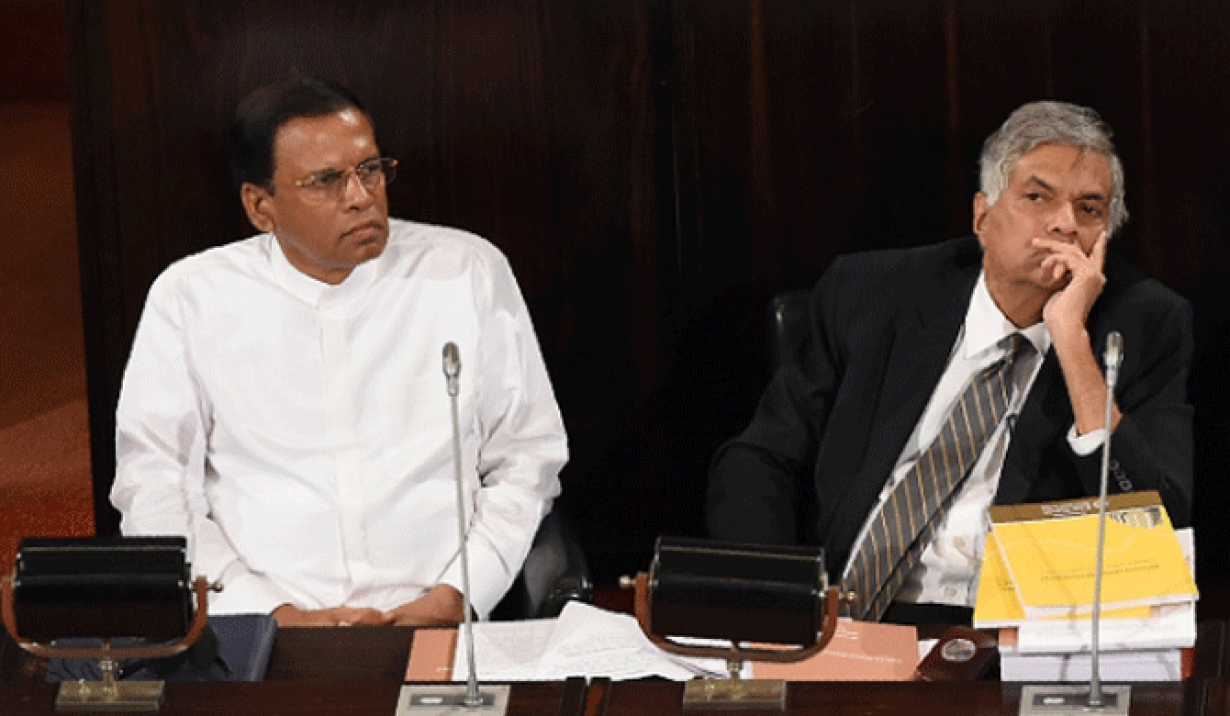 SLFP discusses leaving govt. in August!