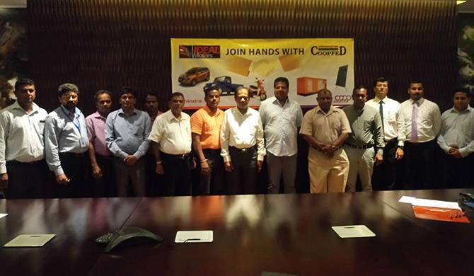 Ideal Motors partner with COOPFED in landmark agreement