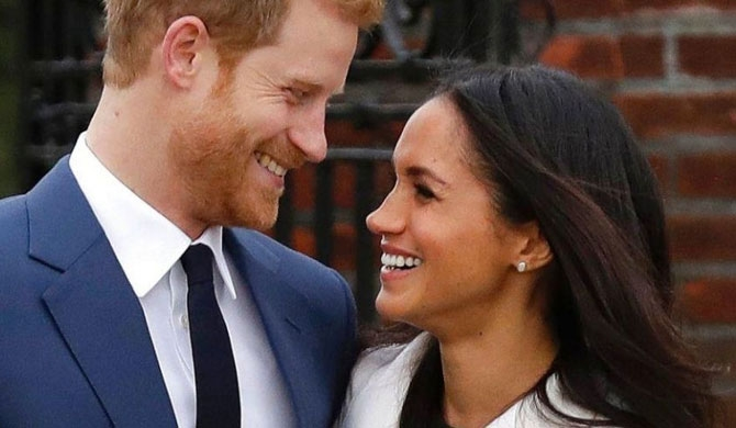 Queen's consent for Harry-Meghan wedding unveiled (Pics)