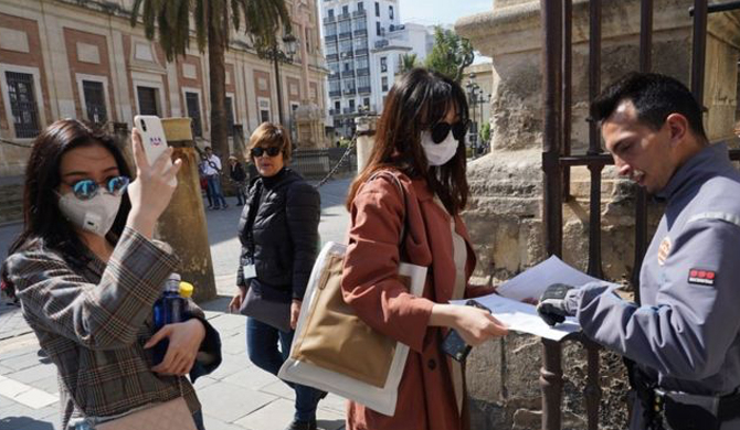 Spain reopens tourism industry