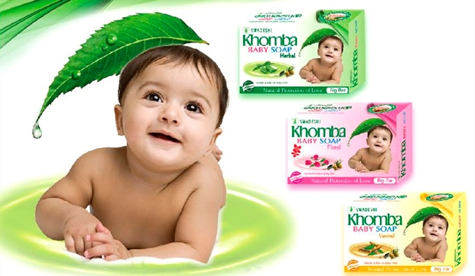 'Khomba Baby Soap' re-launched