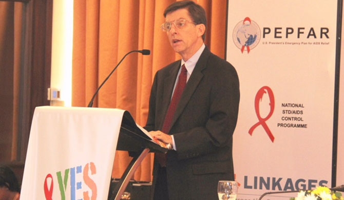 US - SL partners to end AIDS in SL by 2025