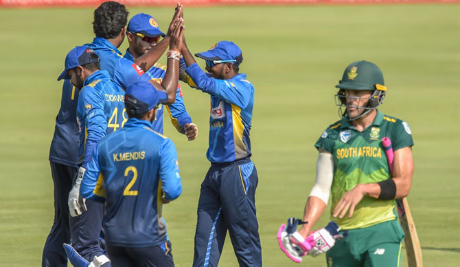 South Africa tour of Sri Lanka postponed
