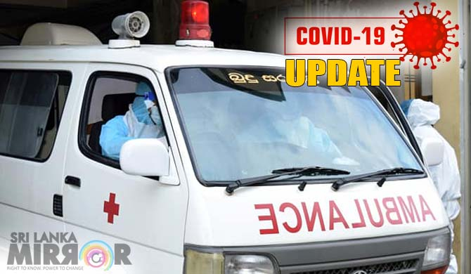 755 Covid-19 cases & one death yesterday