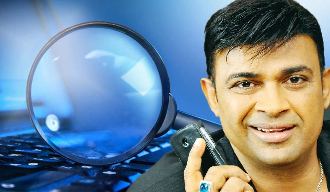Gadgets from Singapore to investigate Ranjan's recordings