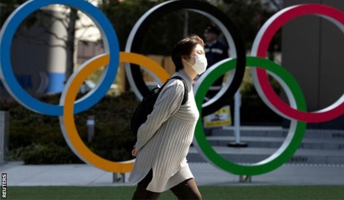 '2020 Olympics to be postponed'